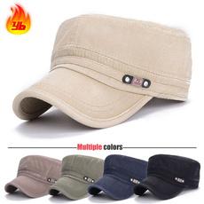 Fashion, Army, Cap, Snapback