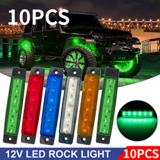 led car light, ledrocklight, lightdecorforcar, Waterproof