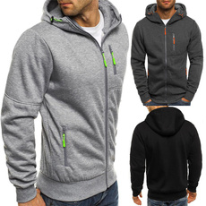 Athletic Apparel, Fleece, Casual Hoodie, Winter