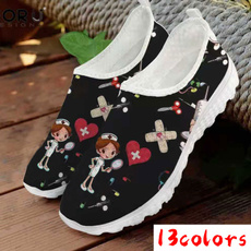 Sneakers, Plus Size, shoes for womens, nursing
