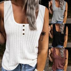 Summer, Plus Size, camisole, Halter