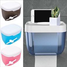 Box, toiletpaperholder, Bathroom, Waterproof