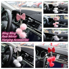 rearviewmirrorpendant, Jewelry, Home & Living, Cars