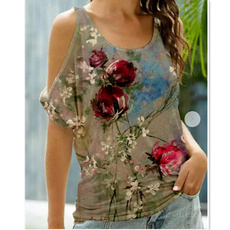 Fashion, Floral print, hedging, Sleeve