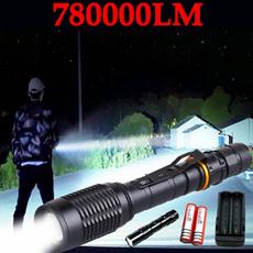 Flashlight, flashlighting, led, Hunting