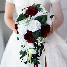 bridehandbouquet, Flowers, Bride, homeflowerdecor