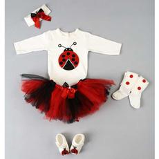 cute, Baby Girl, Fashion, Cotton