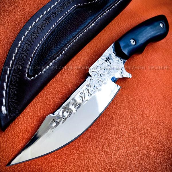 Steel, weaponsknive, skinningknife, Hunting