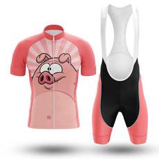 cyclist, Woman, Cycling, Fashion