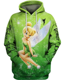 Fashion, Gifts, Tinker Bell, wishhoodieallover