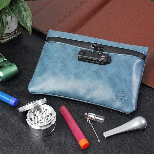 case, cigarettecase, leather, leather bag