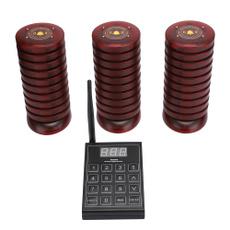 Restaurant, gadget, wirelesspagingsystem, restaurantpager