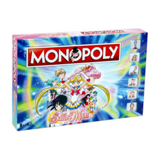monopoly, gaes, Board Game, Moon