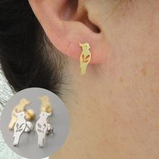 hollowedout, Fashion, Jewelry, Creative earrings