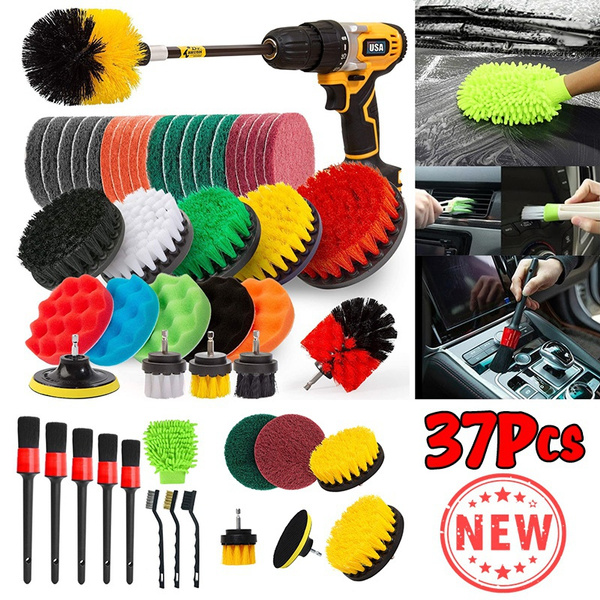 carcleaner, Electric, carcleaningbrush, Tool