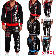 tracksuit for women, solidcolortrouser, loosesuit, pants