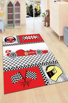 Decor, art, floor, Cars