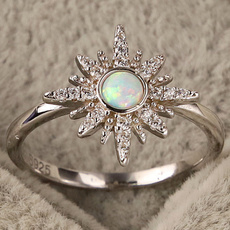 Sterling, womens ring, wedding ring, New Style