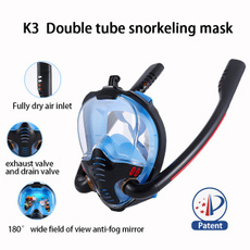 divingmask, submersible, Goggles, Beauty