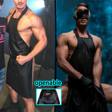 blackleather, apron, Cosplay, gay