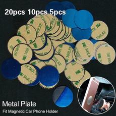 metalplatedisk, magnetizationsheet, mobile phone holder, carphonemount