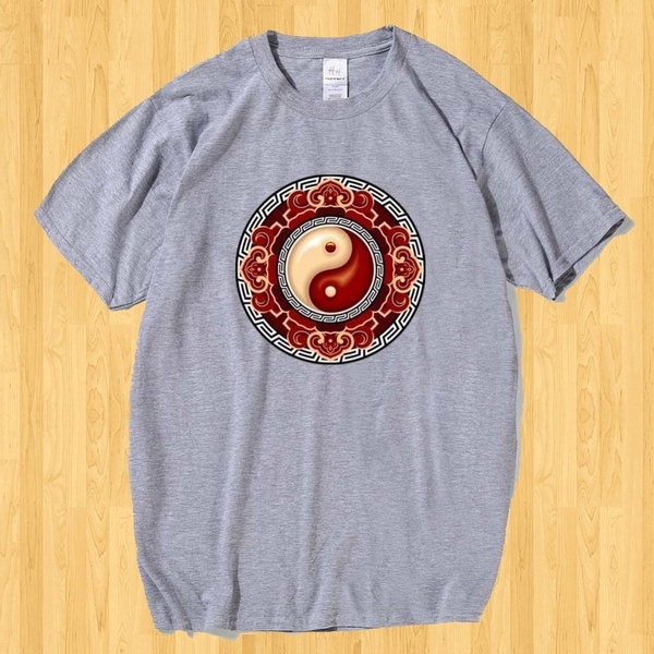 Summer, Shorts, Cotton T Shirt, taichi