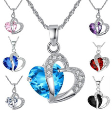 Heart, Jewelry, Gifts, heart necklace