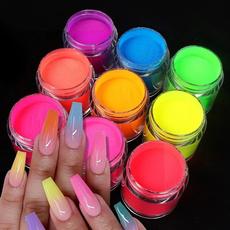 nail decoration, beautymanicure, nailsugarpowder, nailglitter