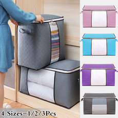 Storage Box, Storage & Organization, Fashion, Quilt