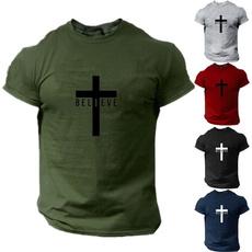, Fashion, Christian, Shirt