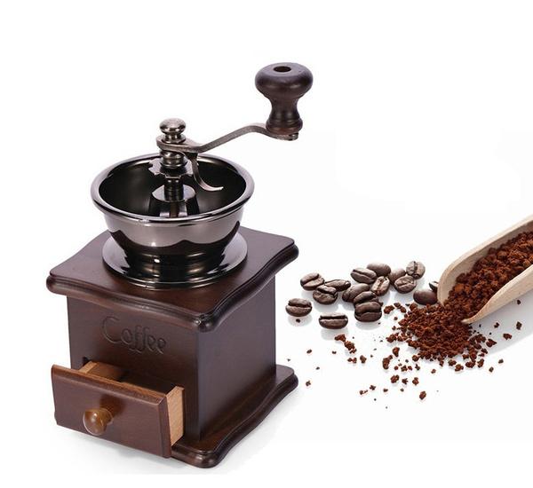 Coffee, grinder, Manual, grinding
