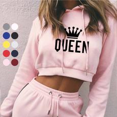 shortsweatshirt, sexyhoodie, pulloverhooded, Queen
