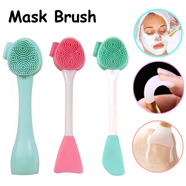 Cosmetic Brush, Beauty, Silicone, Tool