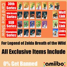 nfc, Zelda, breathofthewild, gamecard