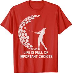 Funny, Life, Full, Golf