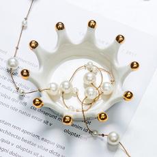 desktopornament, necklaceringstorageorganizer, Jewelry, Storage