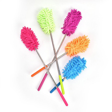 dustwiping, retractable, duster, Stainless Steel