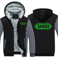 zippercoatcoat, Thicken, Fleece, Outdoor