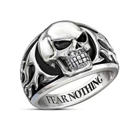Sterling, ringsformen, Goth, Fashion