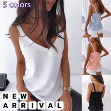 Summer, Vest, Fashion, Fashionable