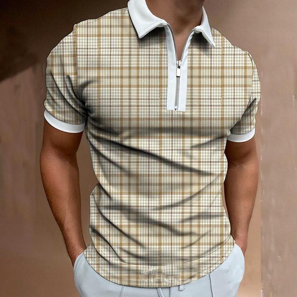Summer, lapeltshirt, Shirt, Sleeve