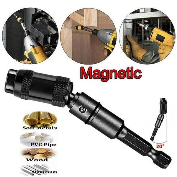 magneticbitsocket, drillbitextension, 105degreerightangledriver, Electric