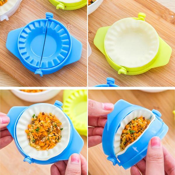 Kitchen & Dining, dumplingmoldround, dumplingmoldkorean, dumplingmoldpastrytool