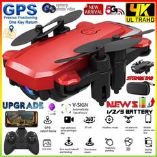 Quadcopter, Mini, Remote Controls, Gps
