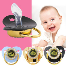 dummy, orthodonticpacifier, Princess, Gifts