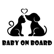 Car Sticker, Fashion, Love, Pets