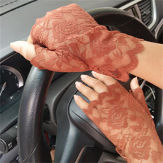 fingerlessglove, bridaldressglove, Shorts, Driving
