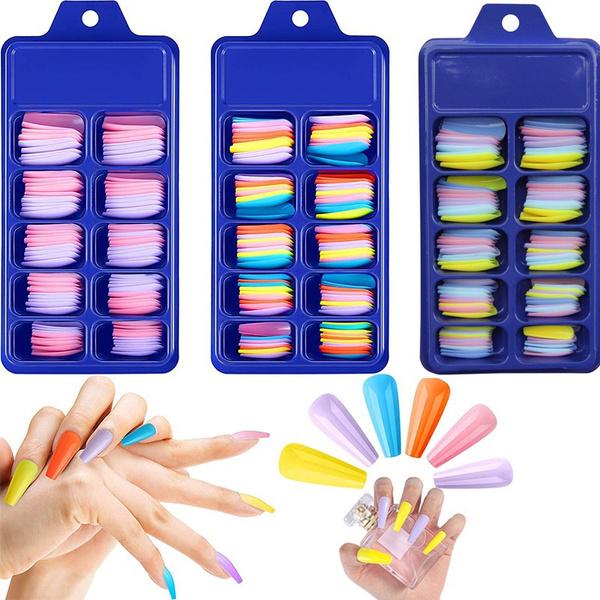 manicure tool, art, Beauty, Colorful