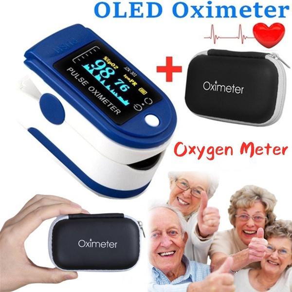 oxygenmeter, heartratemonitor, storgebag, Mini