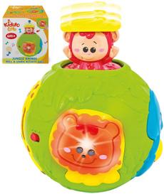 Baby, Toy, light up, monkey
